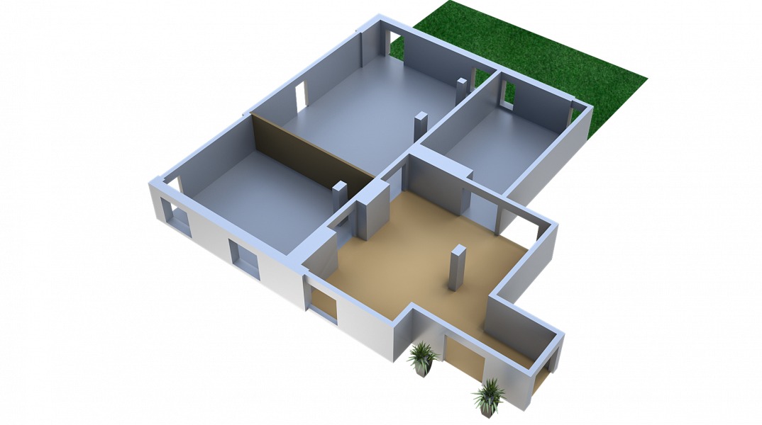 Foyer 80 m²