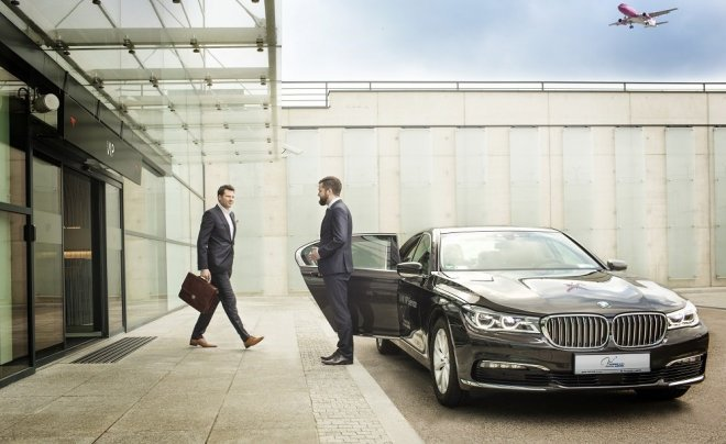 VIP Service – Transfer to Airport