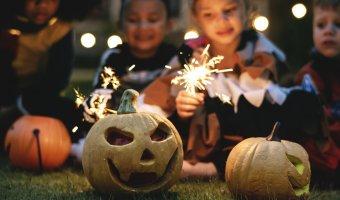 Halloween w SPA na zamku na Mazurach