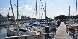 Yacht harbour - Marina Darłowo