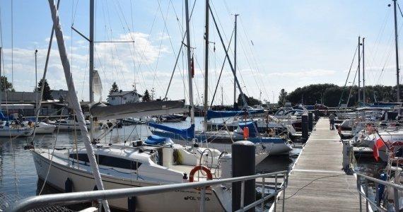 Przystań Jachtowa – Marina Darłowo