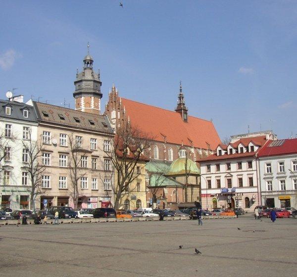 Wolnica-Platz