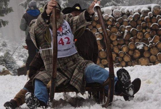 Horn sledge - Gallery