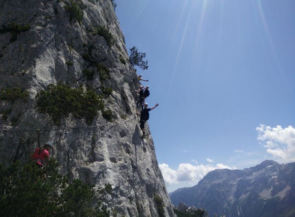 Via Ferrata: Climbing for non-climbers