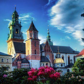 Pobyt w Krakowie