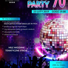 DISCO PARTY LATA 70