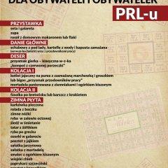 Andrzejki PRL 01.12.2019 godz.19:00