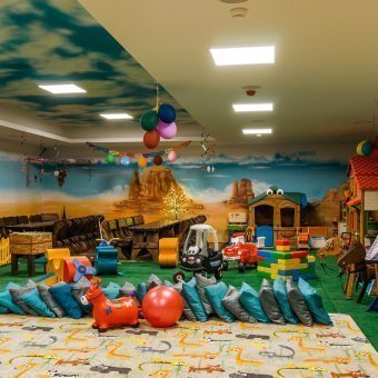 The Wild West Playroom