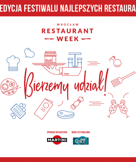 SPRING EDITION OF THE RESTAURANT WEEK FESTIVAL 2018