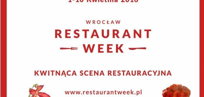 Patio po raz drugi w Restaurant Week :)