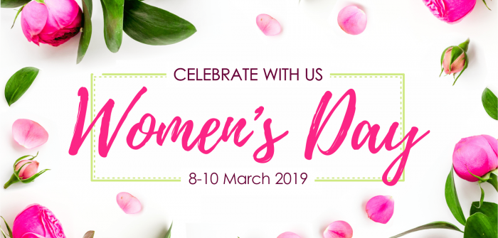 Women's Day in Patio Restaurant