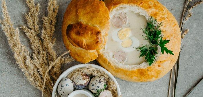 W tą Wielkanoc gotuję razem z Restauracją Patio ☺ - przepis nr. 2