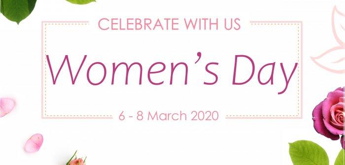 Women's Day 2020 in Patio Restaurant
