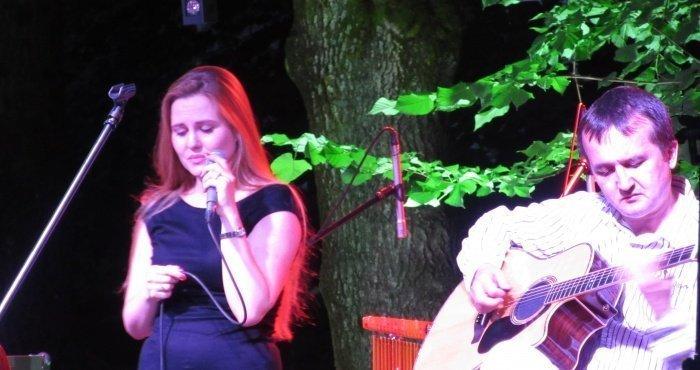 Koncert Andrzeja i Mai Sikorowskich