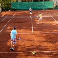 Všetky tenisové kurty otvorené od 22. júna