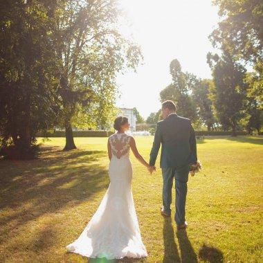 Svadba na úžasnom mieste