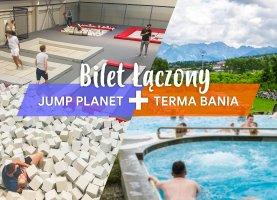 Terma Bania + Jump Planet