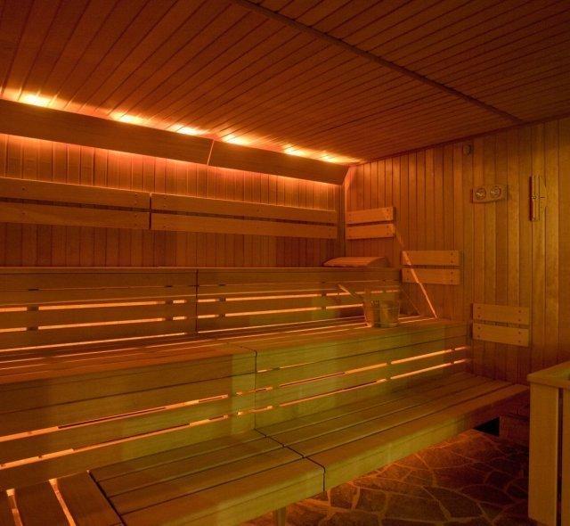 Sauna Fińska I