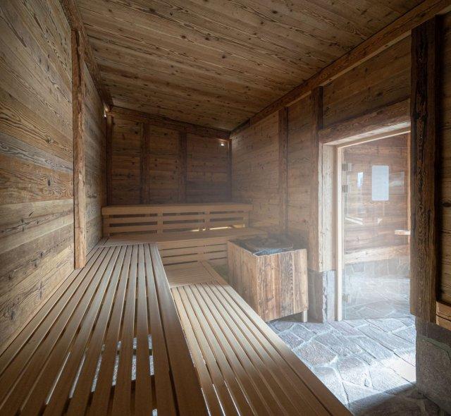 Finnish sauna I