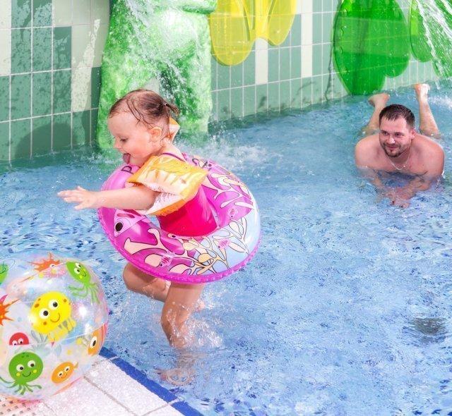 """Detský bazénik """"Termusiowy brodzik"""""""
