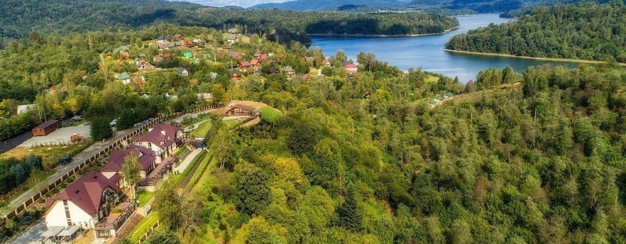 Dodatkowe Położenie | Villa Collis Olchowiec MK09
