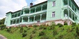 Klasztor Sióstr Nazaretanek w Komańczy