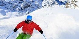 Stoki narciarskie - Bystre k. Baligrodu