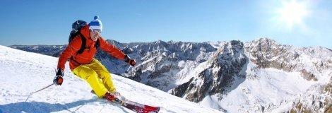 Stoki narciarskie - Weremień
