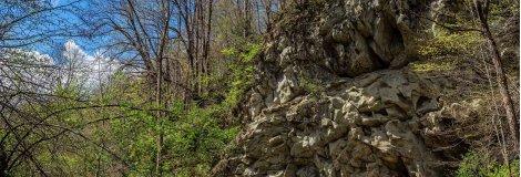 Grota w Rosolinie (Jaskinia Jahybta)