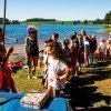 Elastic holidays with children in Masuria