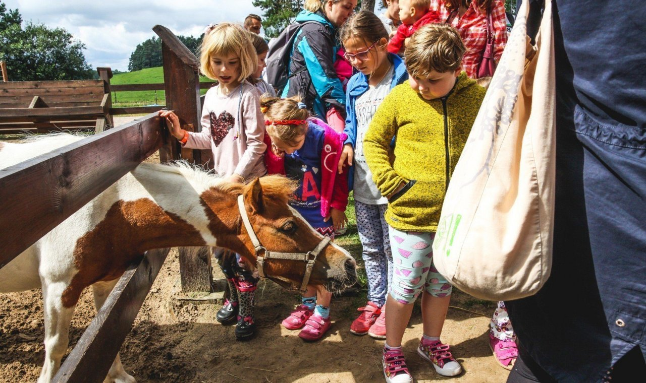 Majówka z dziećmi na Mazurach