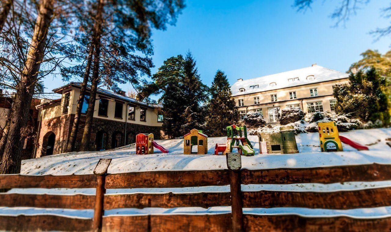 Zimowy wypoczynek z dziećmi na Mazurach