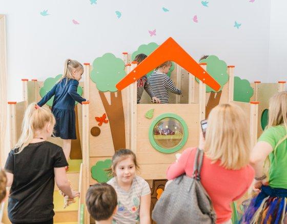 Strefa opieki nad dziećmi