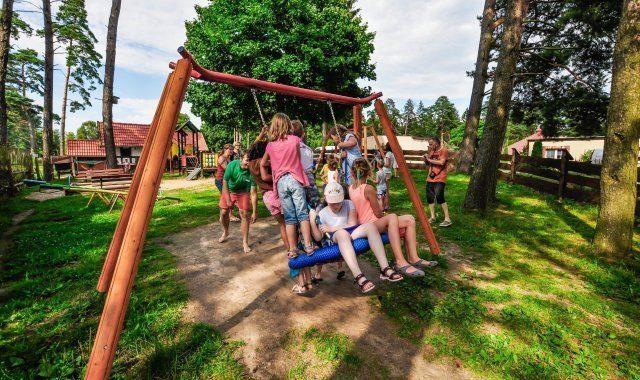 Jesienne wakacje z dziećmi na Mazurach