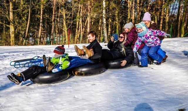 Rodzinne Ferie zimowe 2018 na Mazurach