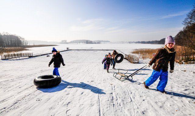 Rodzinne Ferie zimowe 2019 na Mazurach