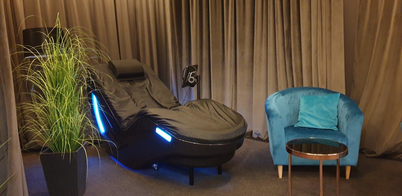 Fotel HydroMassage