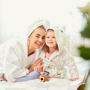 Pakiet Piękna Mama z rodziną