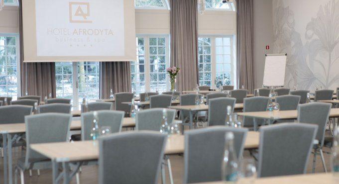 Profesjonalnie zaplanowane eventy i konferencje dla firm