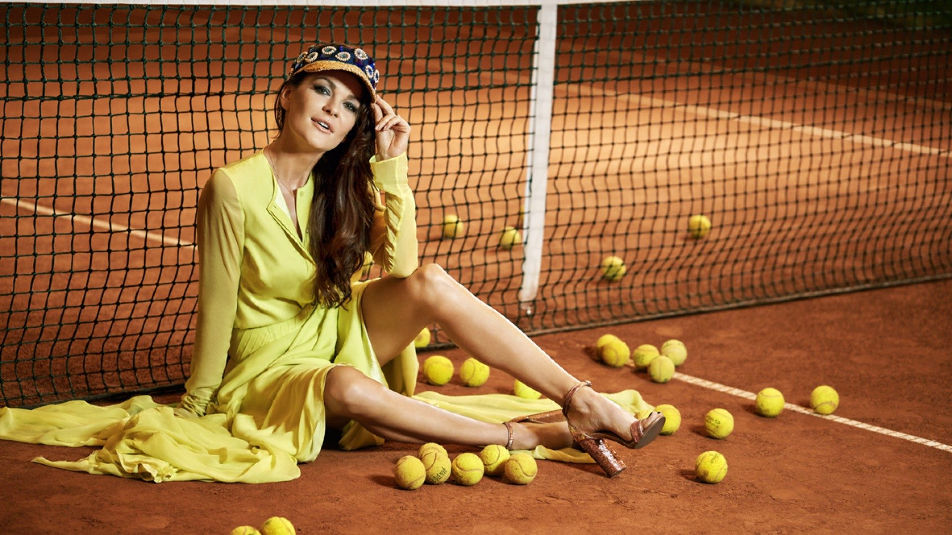 Aga Tennis Apartments - image background