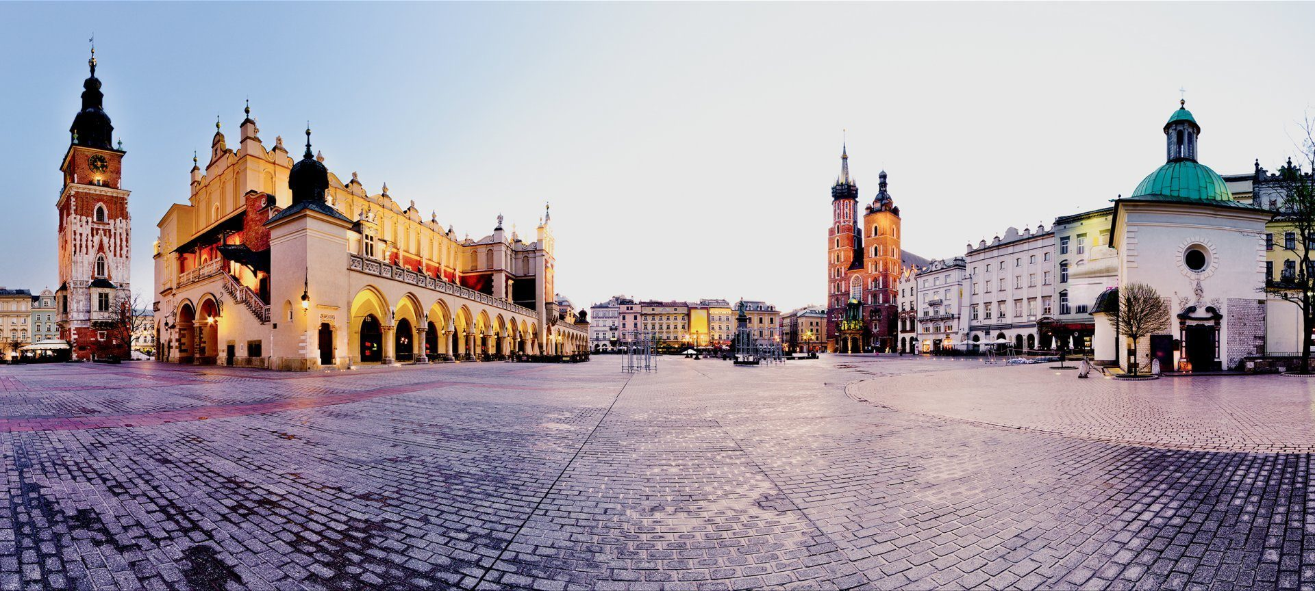 IN THE HEART OF KRAKOW
