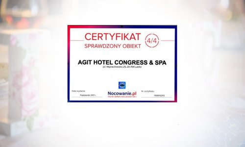Proven Quality Certificate