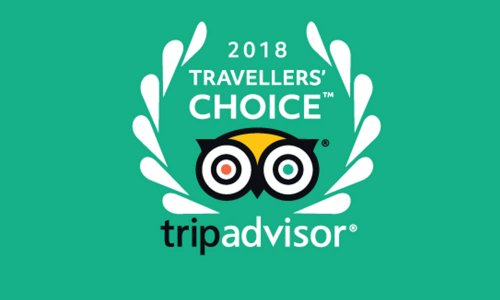 Traveller's Choice 2017 / 2018