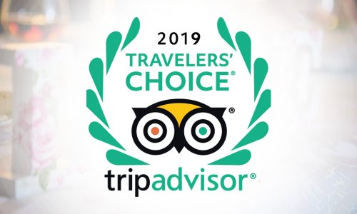 Trip Advisor 2019 - Traveller's Choice