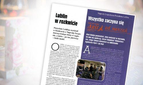 Nagroda Gospodarcza Prezydenta Lublina
