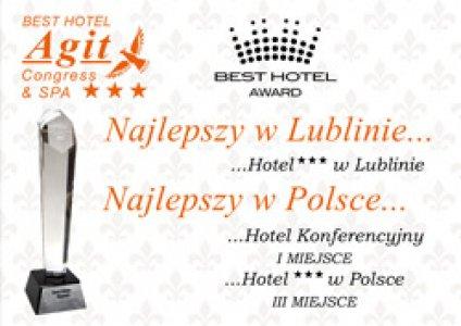 Najlepszy hotel konferencyjny