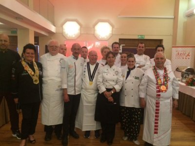 Top chefs awarded at Agit