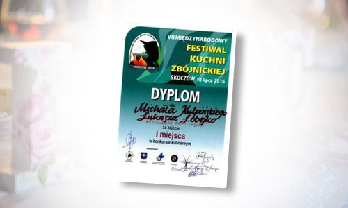 VII Międzynarodowy Festiwal Kuchni Zbójnickiej