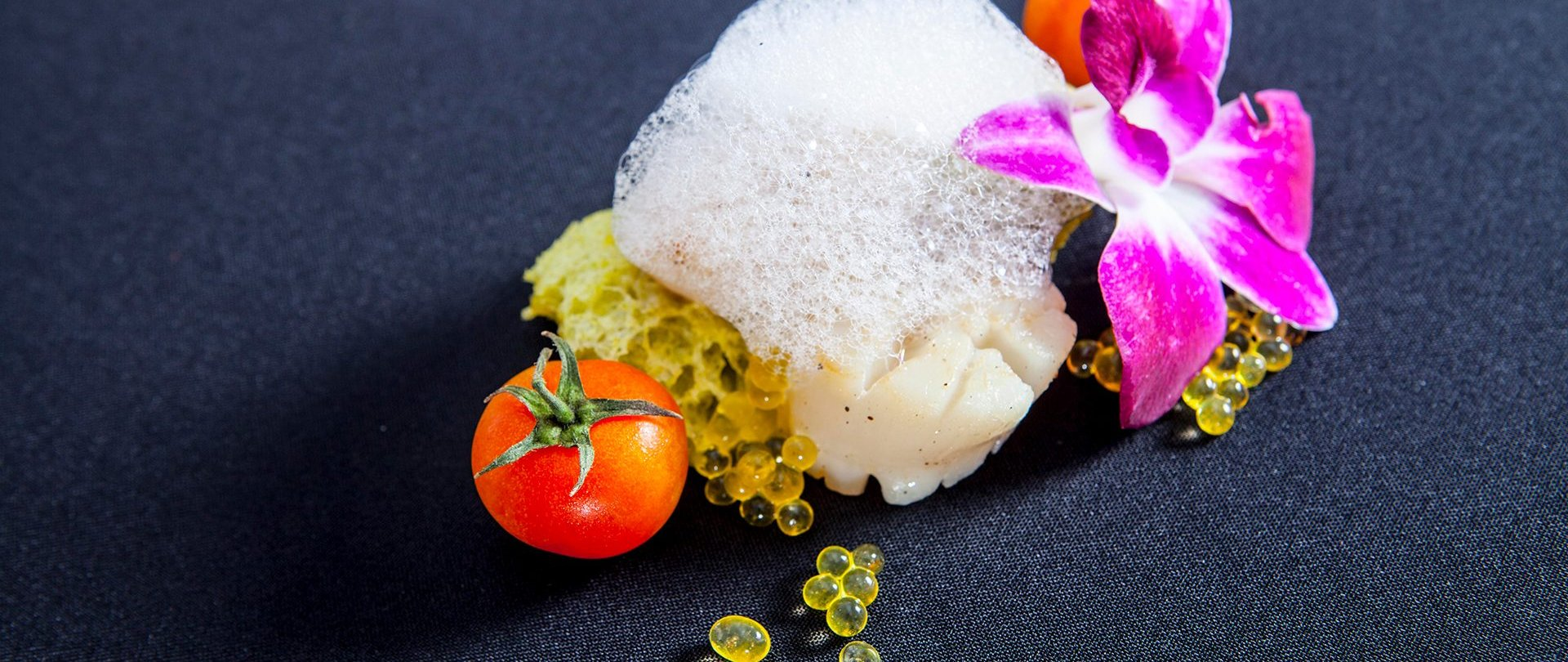 The magic of molecular cuisine by Jean Bos
