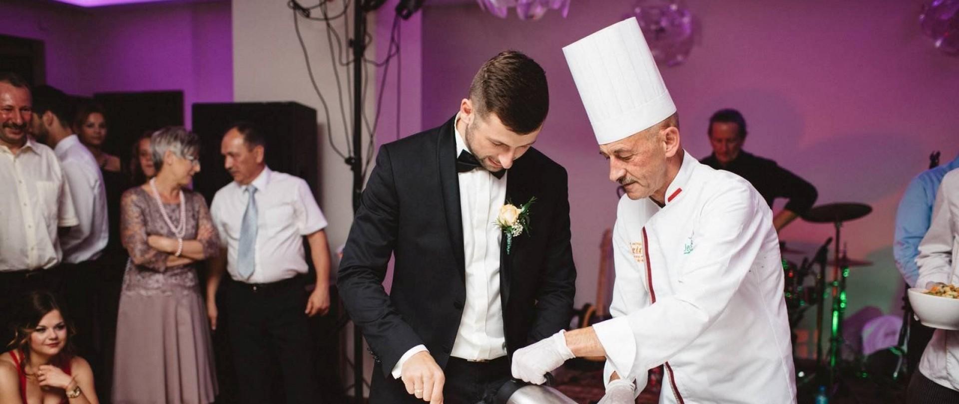 Mistrz kuchni Hotelu Agit Jean Bos